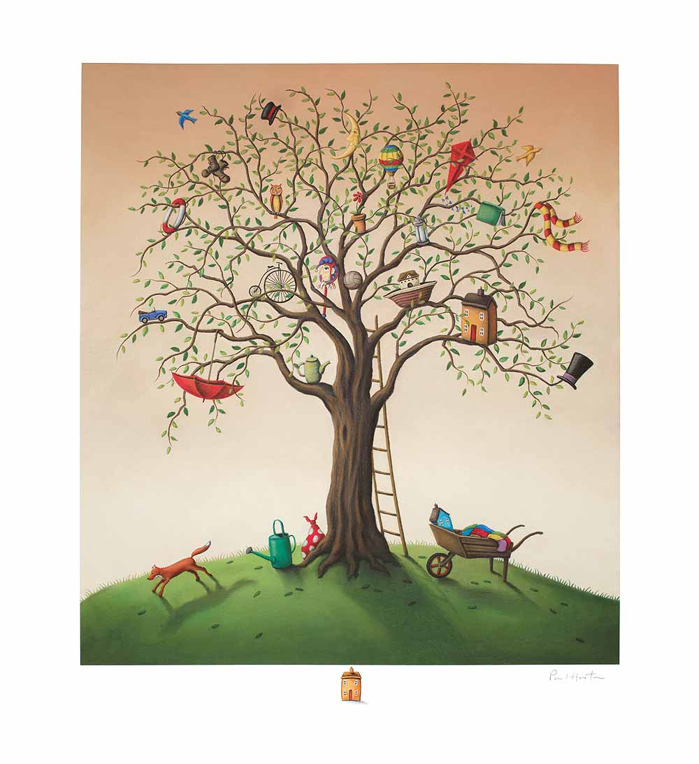 Paul Horton The Tree Of Life Remarqued Edition